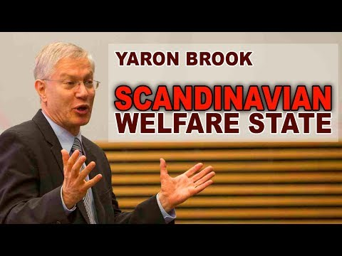 Yaron Brook: The Downfall of the Scandinavian Welfare State