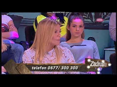 ZADRUGA-KIJA O LUNI !!! - 09.07.2018.