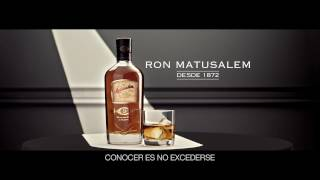 LO GENUINO ES EVIDENTE Ron Matusalem