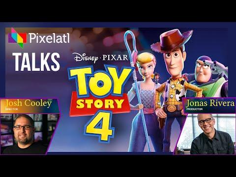 Todo Sobre TOY STORY 4 - Charla Con El Director Josh Cooley