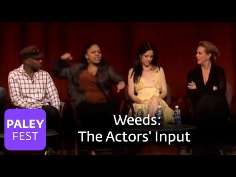 Weeds - The Actors' Input (Paley Center)