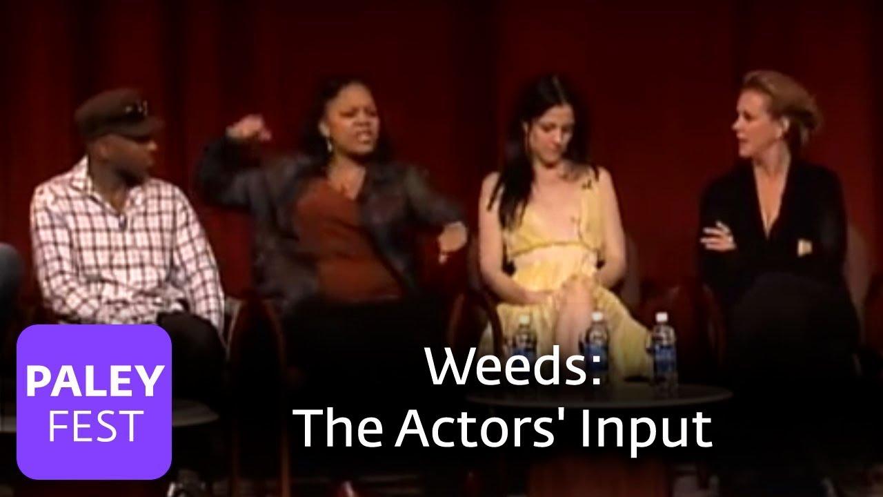 Download Weeds - The Actors' Input (Paley Center)