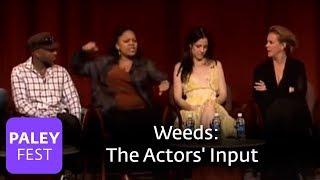 Weeds - The Actors