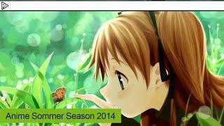 Anime Sommer Season 2014