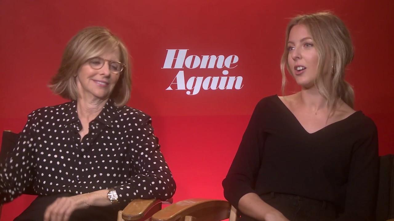 Nancy Meyers Home Again Backstage With Nancy Meyers Hallie Meyers Shyer