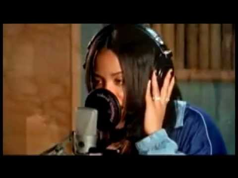 Aaliyah - Journey to the past - HQ stereo sound incl. studio footage