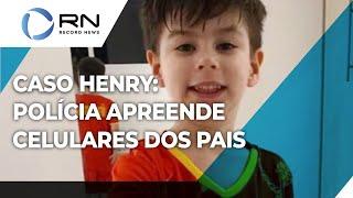 Caso Henry: familiares de menino são alvos de mandados de busca