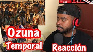 Ozuna x Willy -Temporal   Capítulo 6 (Video Oficial) REACCION / EL BADULAKE
