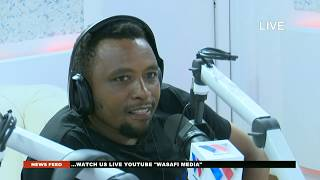 #LIVE : SPORTS COURT NDANI YA WASAFI FM - NOV 18. 2019