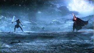 Star Wars The Force Unleashed II | Snow TV spot US (2010)