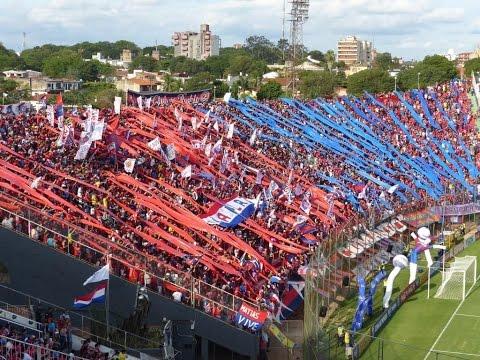 Cerro Porteño - Olimpia 1.11.2015 Súper clásico Paraguay