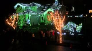 Holiday Light Show 2015