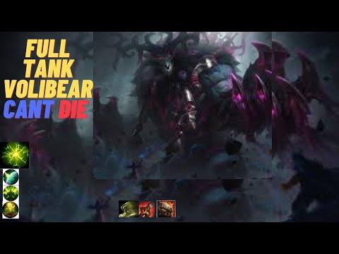 volibear jungle gameplay league of legends season 10