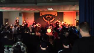 Bitter End - Terrified Eyes Live Long Island New York