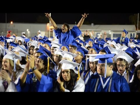 VIDEO: Central Union High School seniors graduate