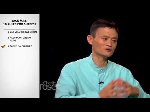M 3 Focus On Culture Jack Ma S Top 10 Rules For Success By Evan