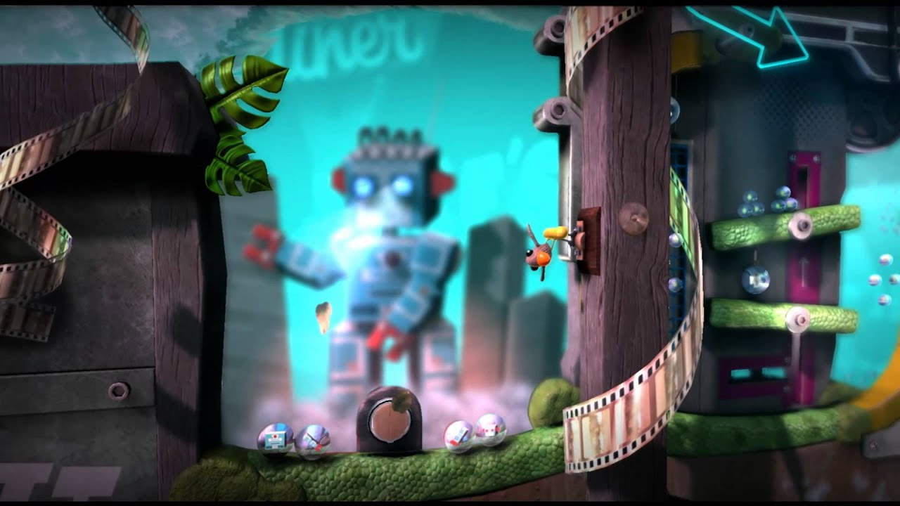 Little Big Planet 3 E3 Trailer