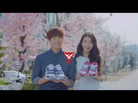 超人氣韓國女團AOA、IU、宋再臨代言 E(PY)-001BK 正韓質感 SBENU男女運動鞋✈100%正韓商品代購