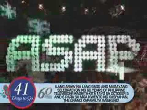 ABS-CBN KAPAMILYA 60 YEARS : Musical Variety Shows