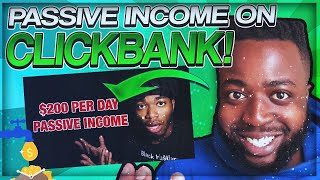 FASTEST Way To Make Passive Income: Make Money On Clickbank 2020 - Drell Jones ($200 PER DAY?!)