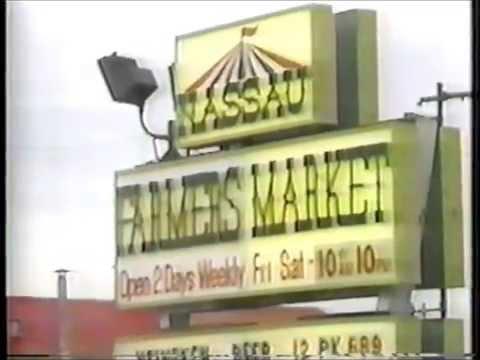 Nassau Farmers Market Commercial