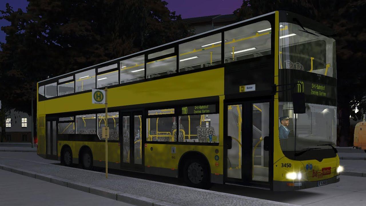 Jimmy Dali s Blog OMSI 2 MAN A37 E6 Hybrid Bus mod