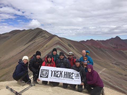 Trek Hire UK Peru Trek 2017