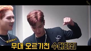 [SHOWNU ショヌ] KCON 비하인드 셔누 편집 (JMT..존멋탱🐻)