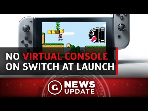 No Virtual Console For Nintendo Switch At Launch - GS News Update