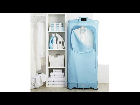 JOY CloseDrier Portable Garment Drying Unit with Forever...
