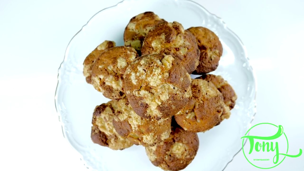 BREAKFAST COLLECTION : Tony's Muffins | Ricetta facile e veloce | Tony Anania