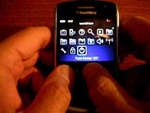 How To Subsidy Unlock RIM Blackberry Curve 8900