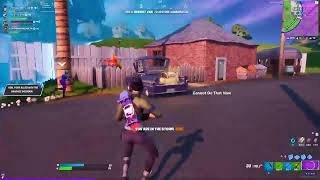 Fortnite ABOUT TIME
