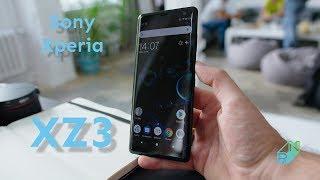 Sony Xperia XZ3 Pierwsze wrażenia   Robert Nawrowski