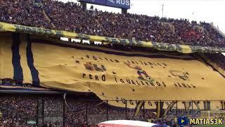 Boca Talleres SAF18 / Carnaval toda la vida - Telon