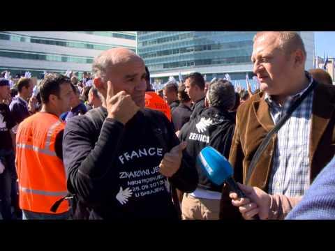 Protesti SGN Sarajevo