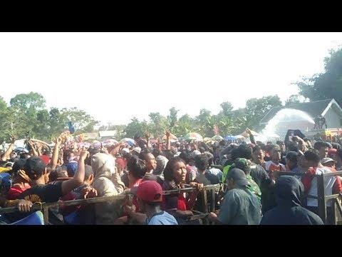 Insiden Tawuran Live OM MONATA || Menit 03:30