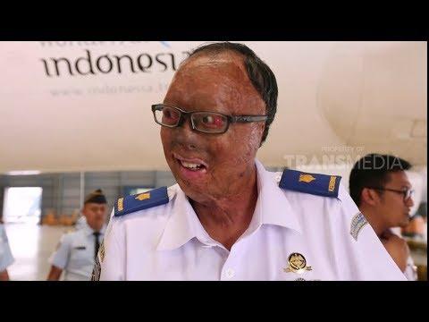 Keajaiban Pilot Yang Terbakar di Dalam Pesawat | ON THE SPOT REVEAL video download