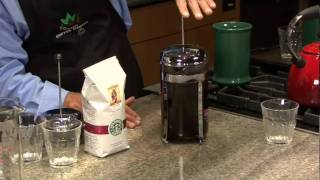 French Press Fundamentals