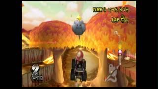 Mario Kart Wii Online Races #39 - Welcome Back Mario Kart Wii Online!!