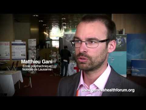 Geneva Health Forum - Agir grâce à la technologie et l'innovation