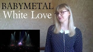 Thank you very much for watching my reaction to BABYMETAL - White L...