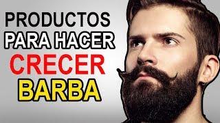 ¡Productos para CRECER LA BARBA que si FUNCIONAN! - J.M. Montaño