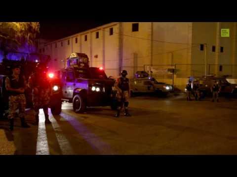 Jordan  Israeli embassy attack over furniture delivery