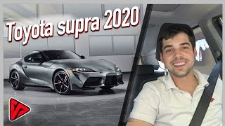 2020 Toyota Supra Revealed! | Top Speed (Subtitles In English)