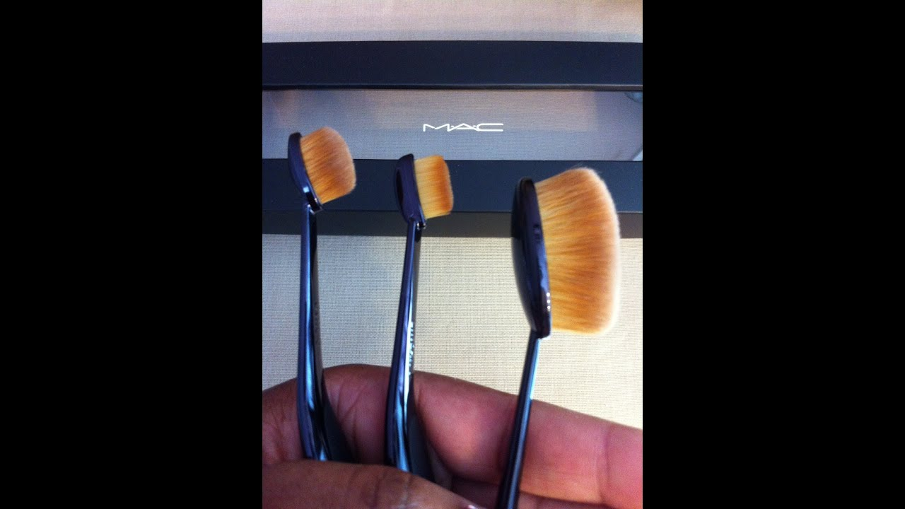 Mac masterclass brush set review and demonstration youtube for Brush craft vs artis