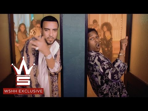 French Montana & A$AP Rocky - Said N Done
