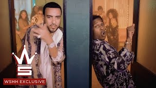 Смотреть клип French Montana & Asap Rocky - Said N Done