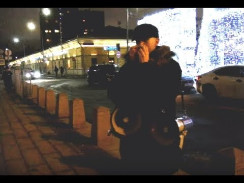 CRY ALOUD, SPARE NOT - STREET PREACHERS / STREET PREACHING, RUSSIA, MOSCOW