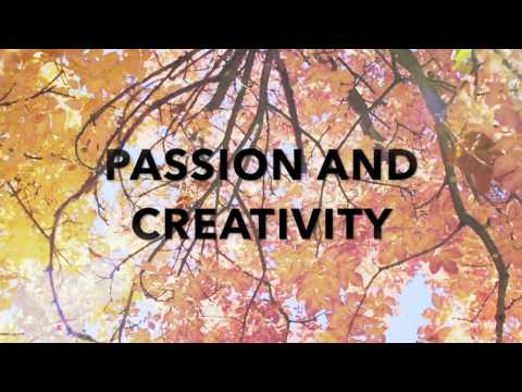 Positive Psychology - Passion and Creativity